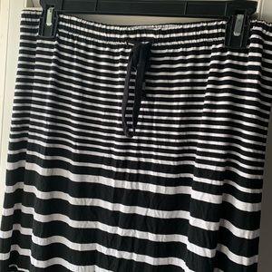Michael Kors Skirts - Michael Kors Striped Maxi Skirt
